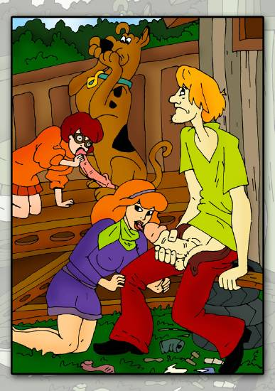 scooby abracadabra doo madelyn doo Rugrats all grown up naked