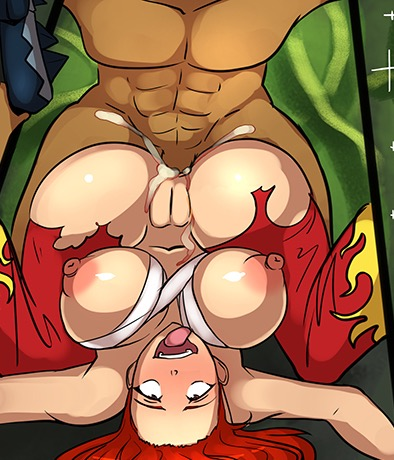 lucy from fairy nude tail There are no rules gif