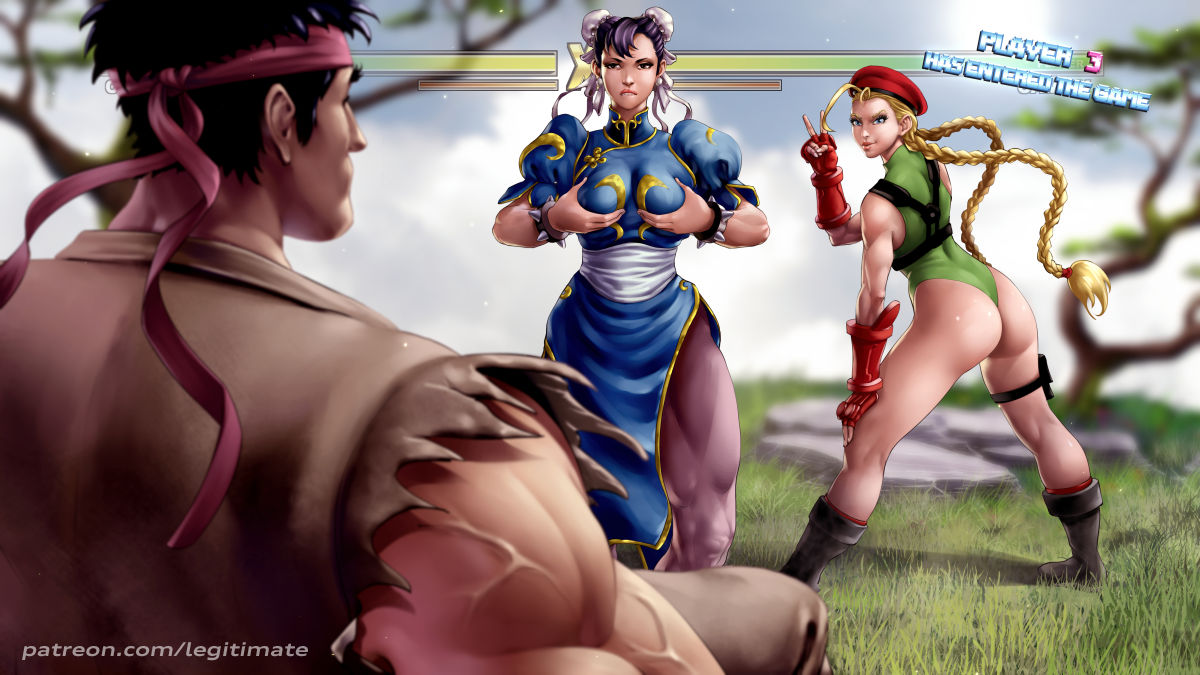 fighter cammy gif 5 street Rule 35 of the internet xkcd