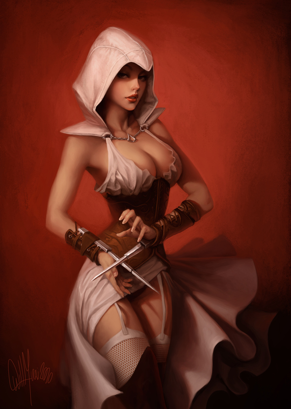 assassin's syndicate creed Where did come from