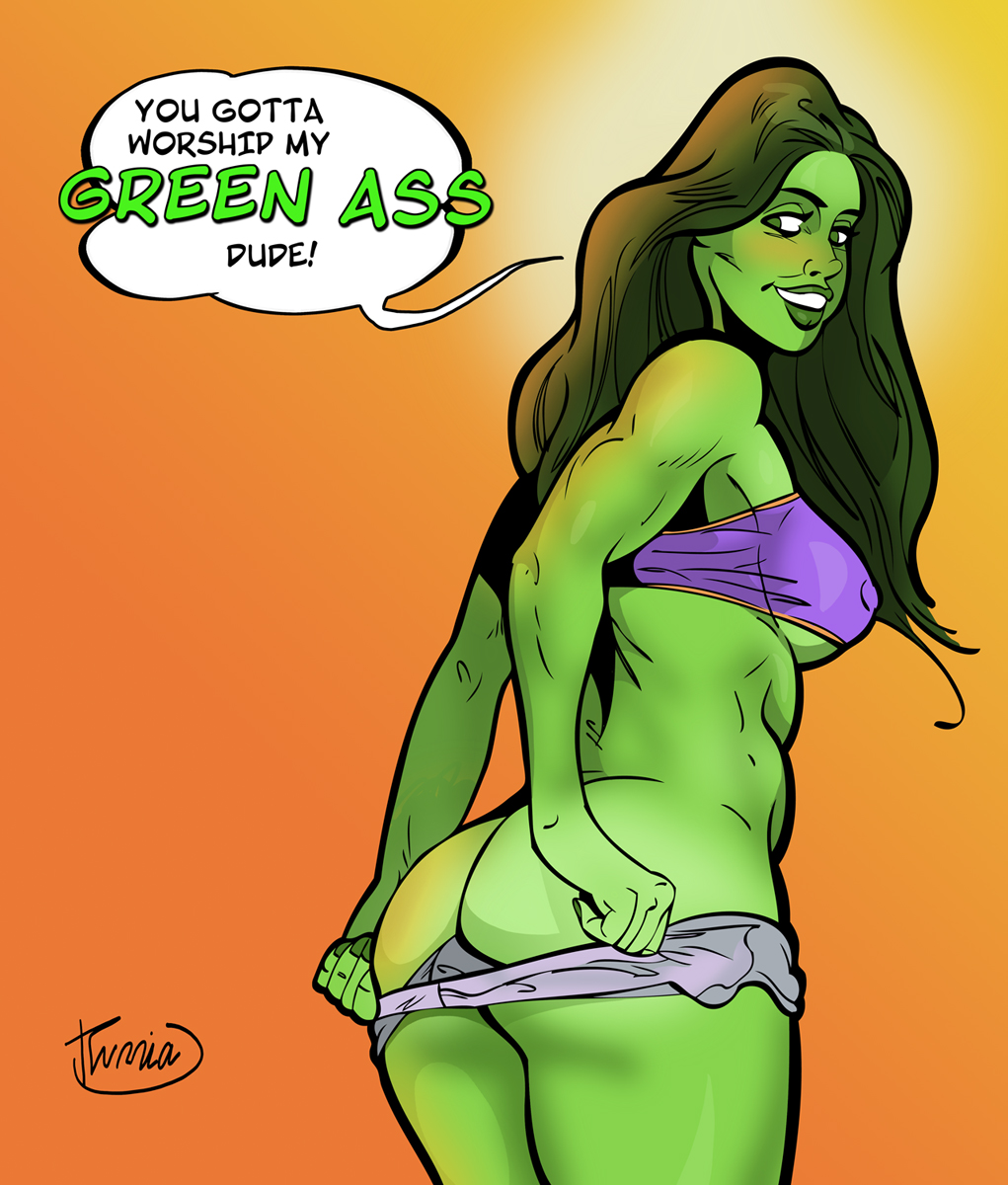 porn comic she-hulk Planet of the apes nude