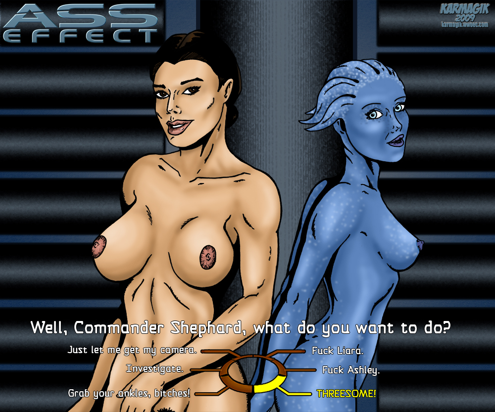 liara effect t'soni mass andromeda How to draw fnaf 4 nightmare