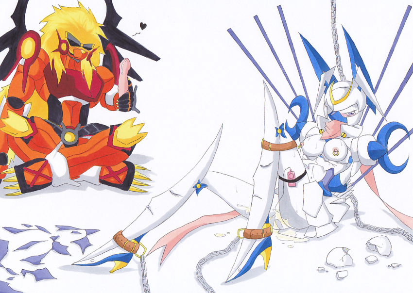 story dianamon sleuth cyber digimon Oliver and company tito and georgette