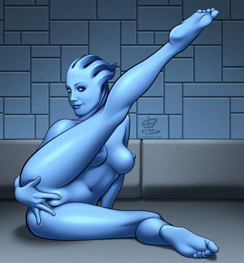 mass t'soni andromeda effect liara Ready player one queen of cats