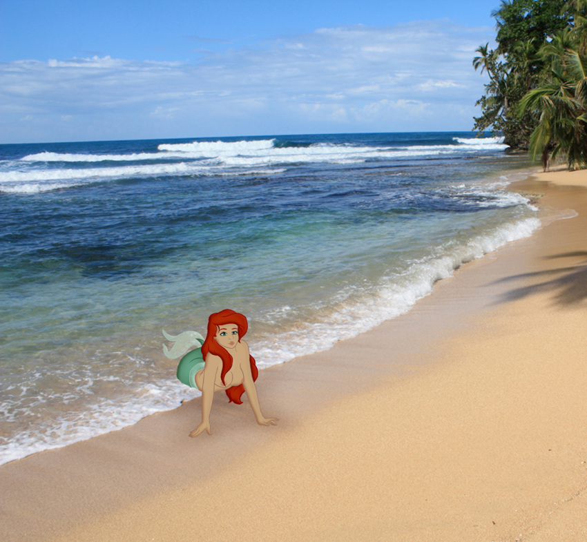 mermaid nude ariel little the Five nights at sonic 5