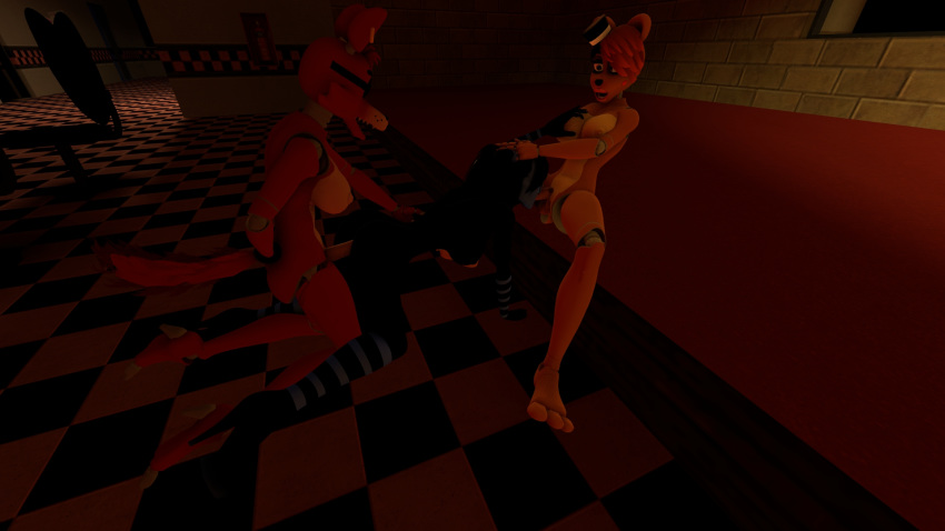 at 3d five nights hentai freddy's Zone tan's leaked sex tape